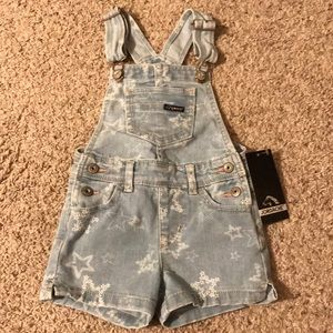 Toddler Overall shorts